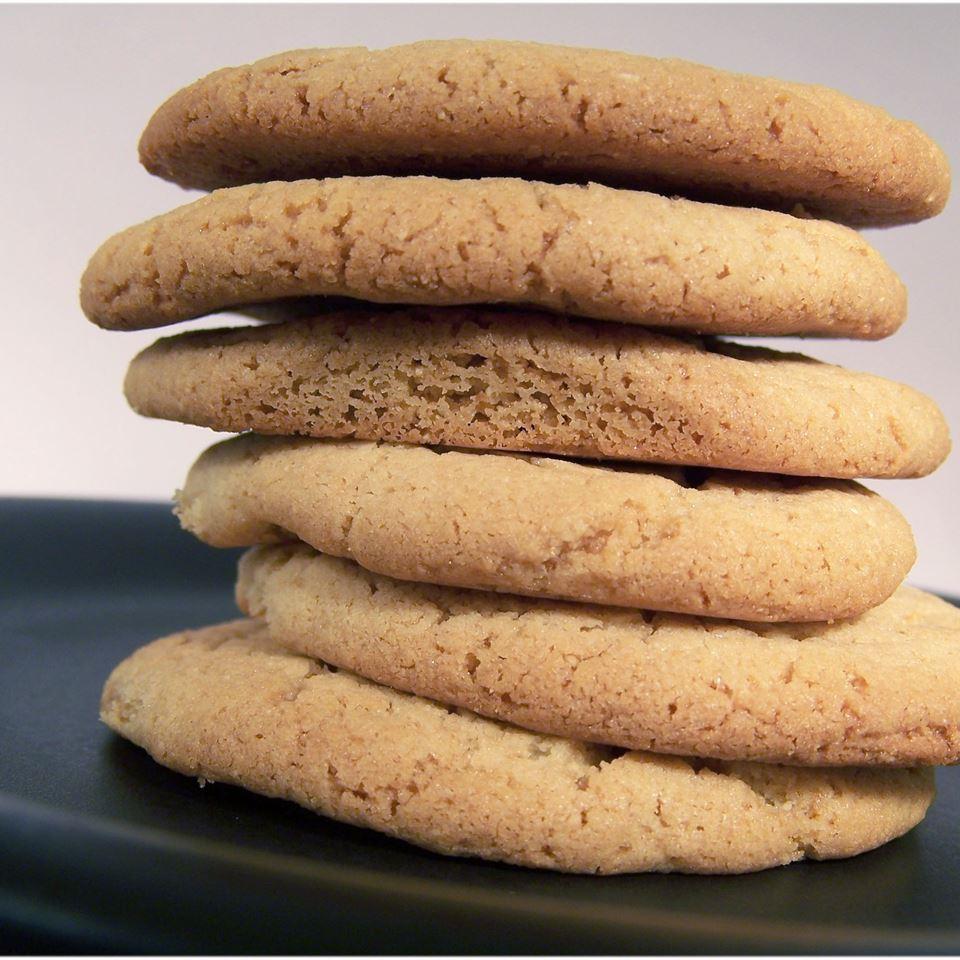 Perfect Cashew and Peanut Butter Gluten-free Cookies ADAMSGRL