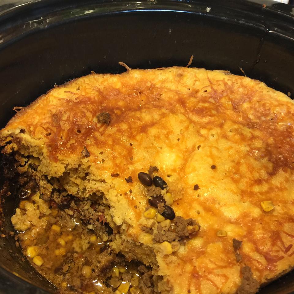 Slow Cooker Tamale Pie Marian Hsu