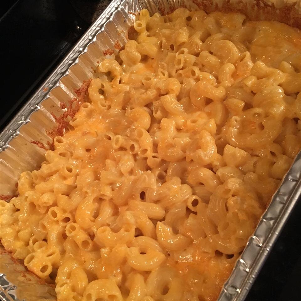 moms baked macaroni and cheese recipe