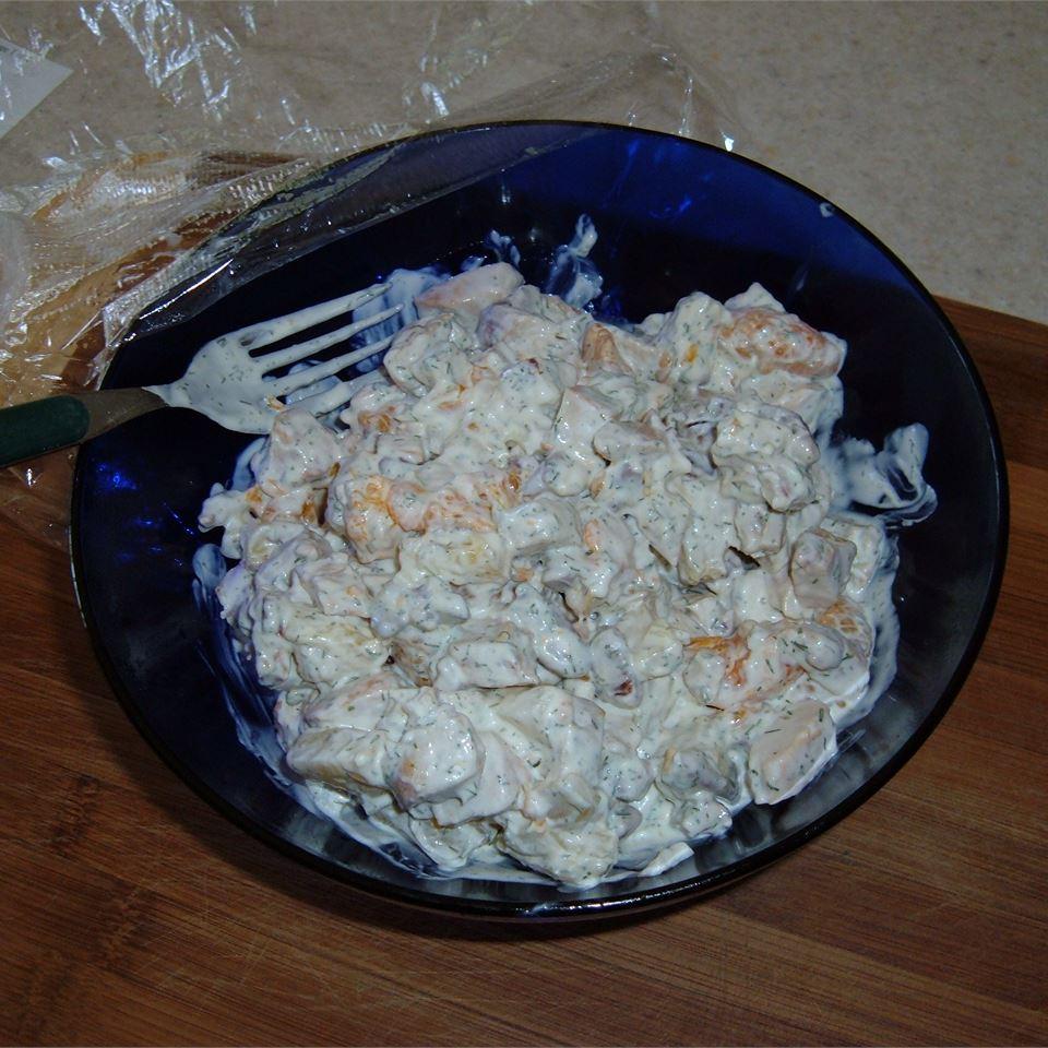 Summer Chicken Salad RandySweet