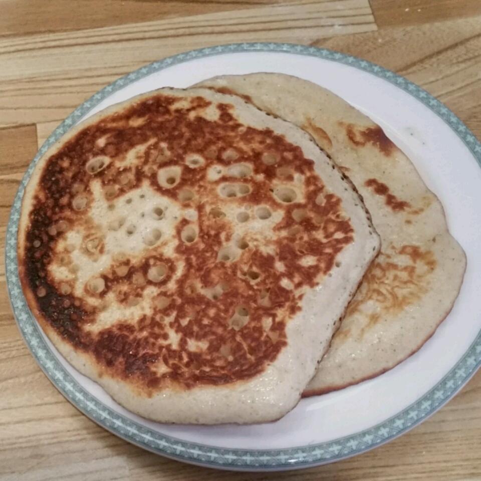 Grandad's Pancakes