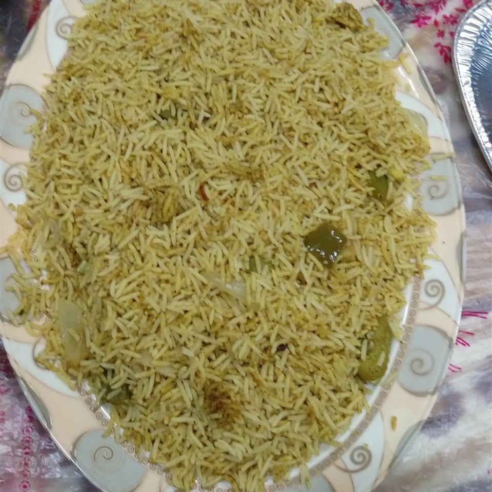 Oven Baked Rice ABDULLAH WESHI