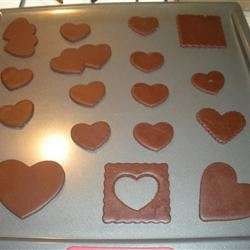 Best Ever Chocolate Cutout Cookies