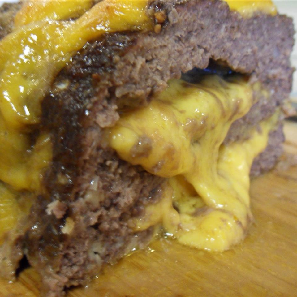 Cheeseburger Meatloaf