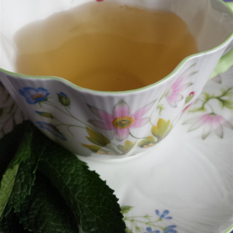 Lemon Verbena Mint Detox Tea Liz Dalton 'Lizzie'