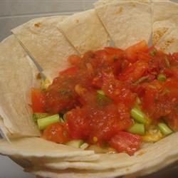 Refried Bean Salad amandak23k