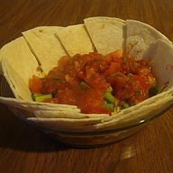 refried bean salad recipe