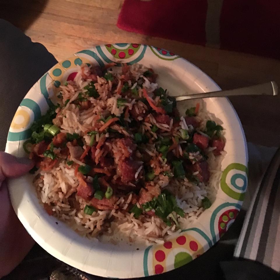 Carrot Rice Dooksies Kitchen