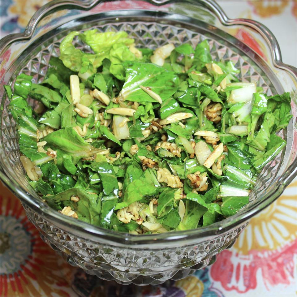 Bok Choy Ramen Salad Paula