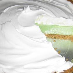 Easy Key Lime Pie I whimsyone
