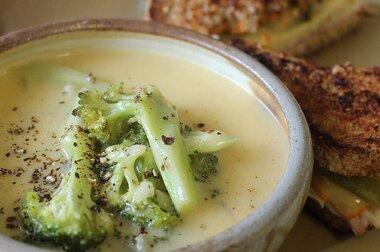 Broccoli Cheese Soup Vi Recipe Allrecipes