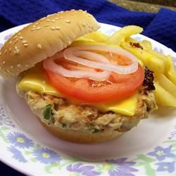 Zesty Turkey Burgers Traci-in-Cali
