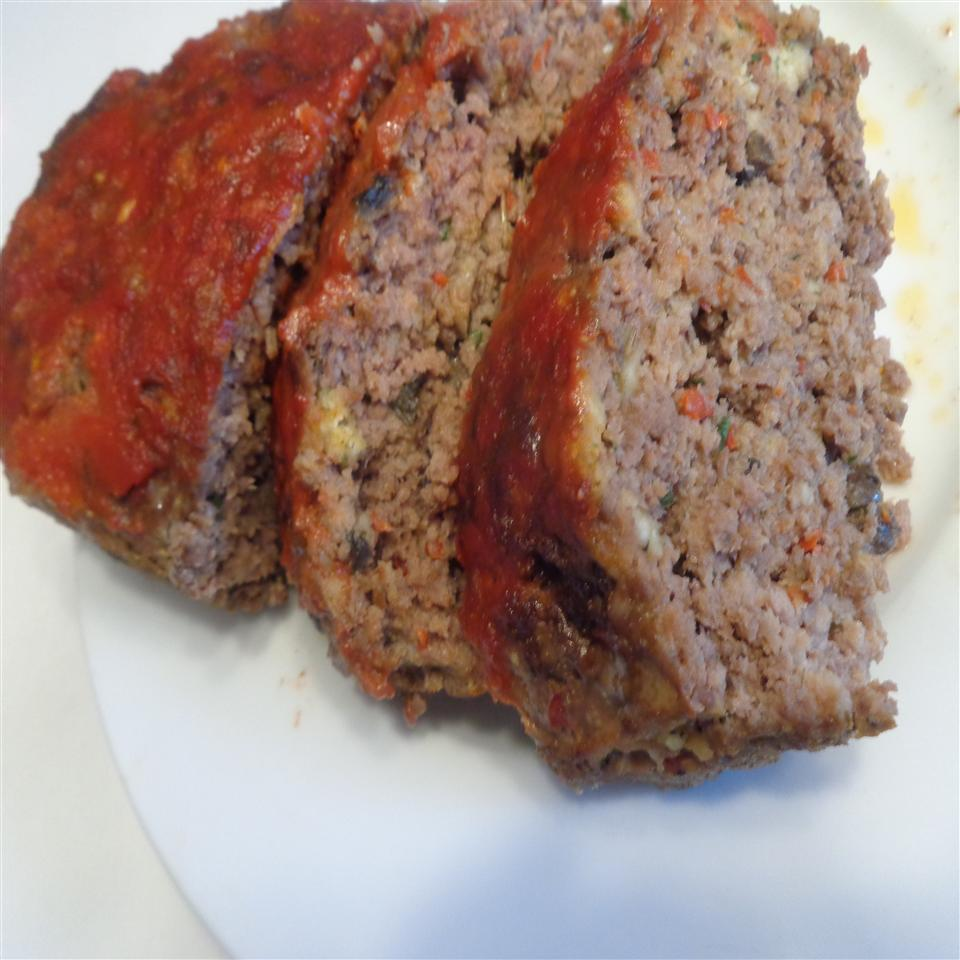 Meatloaf al Italiano Bren