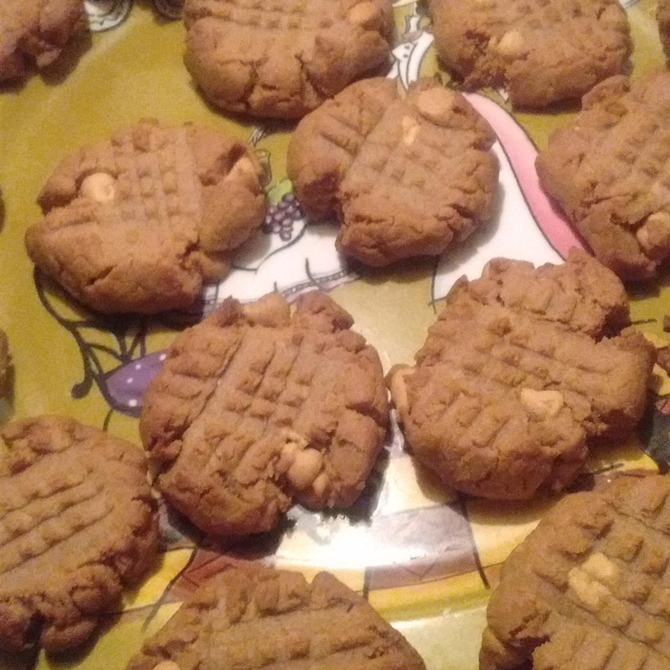 Really Basic Peanut Butter Cookies Dell Ross