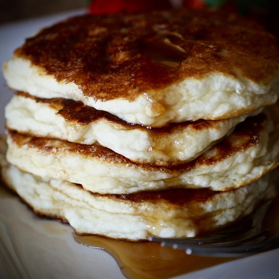 Fluffy Pancakes My Hot Southern Mess
