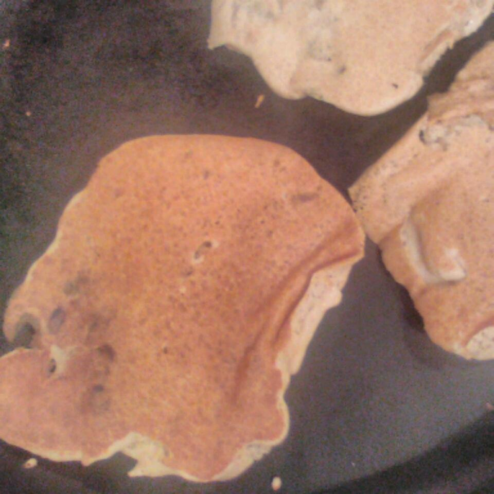 Lighter Chocolate Chip Pancakes Louis Nemec