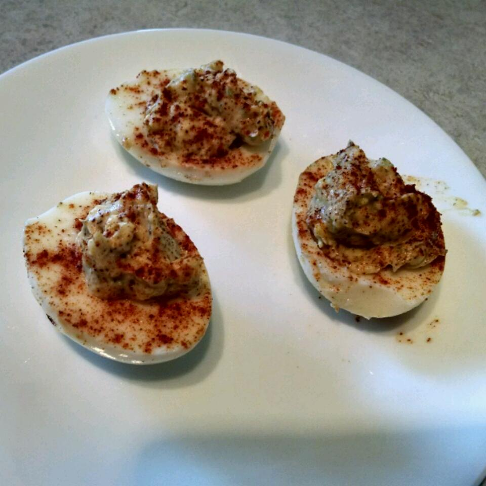Ranch-Style Deviled Eggs TroyRusch