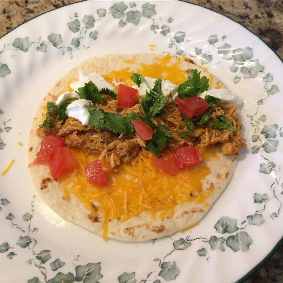 Chicken Taco Filling