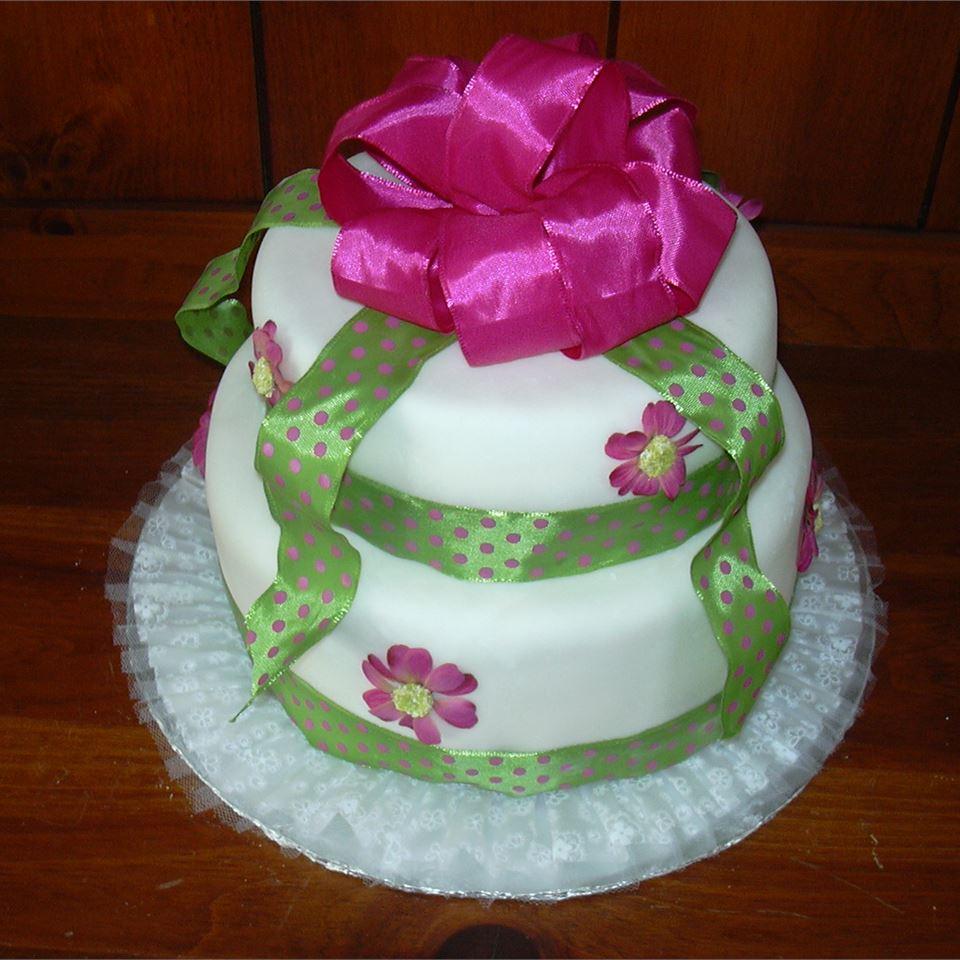 One Bowl Chocolate Cake III Andrea F
