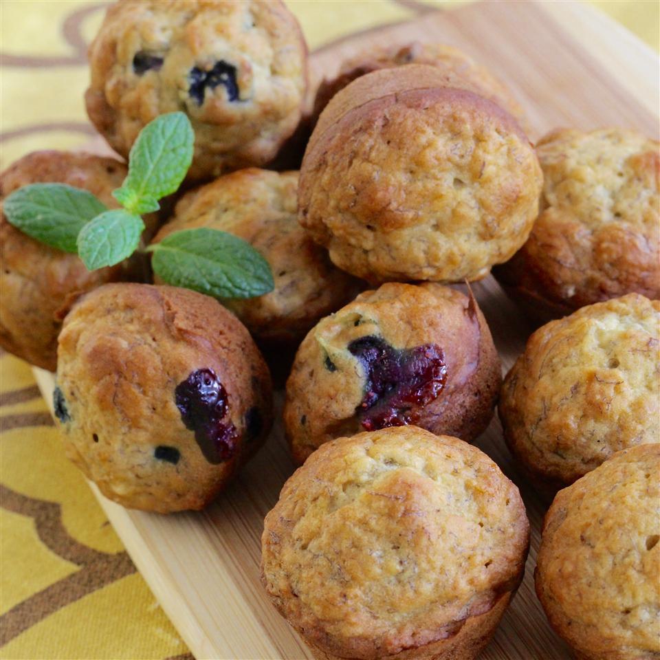 Best Yet Banana Mini Muffins