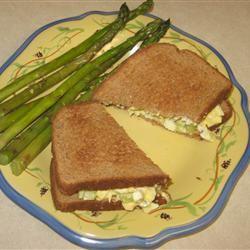Jen's Heavenly Egg Salad WHIRLEDPEAS