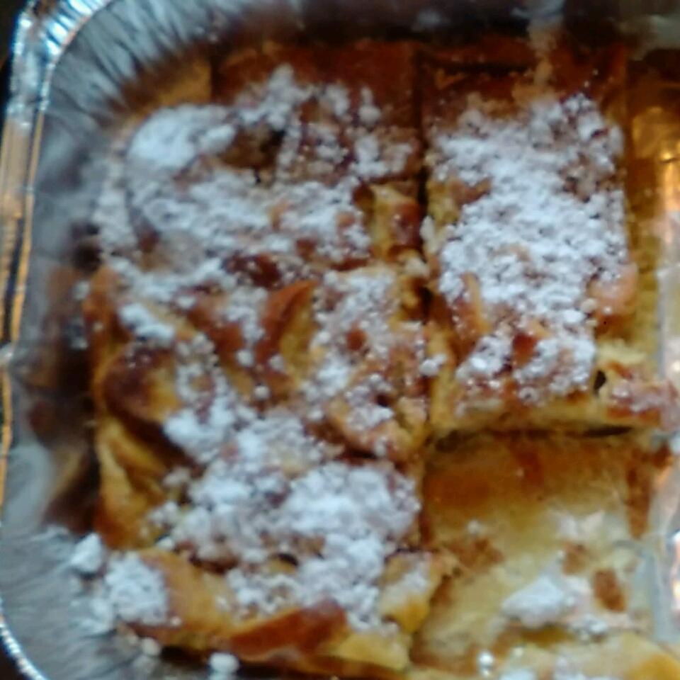 Easy Baked Banana French Toast