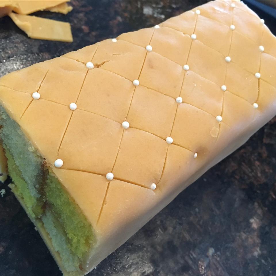 Battenburg Cake LatinaCook
