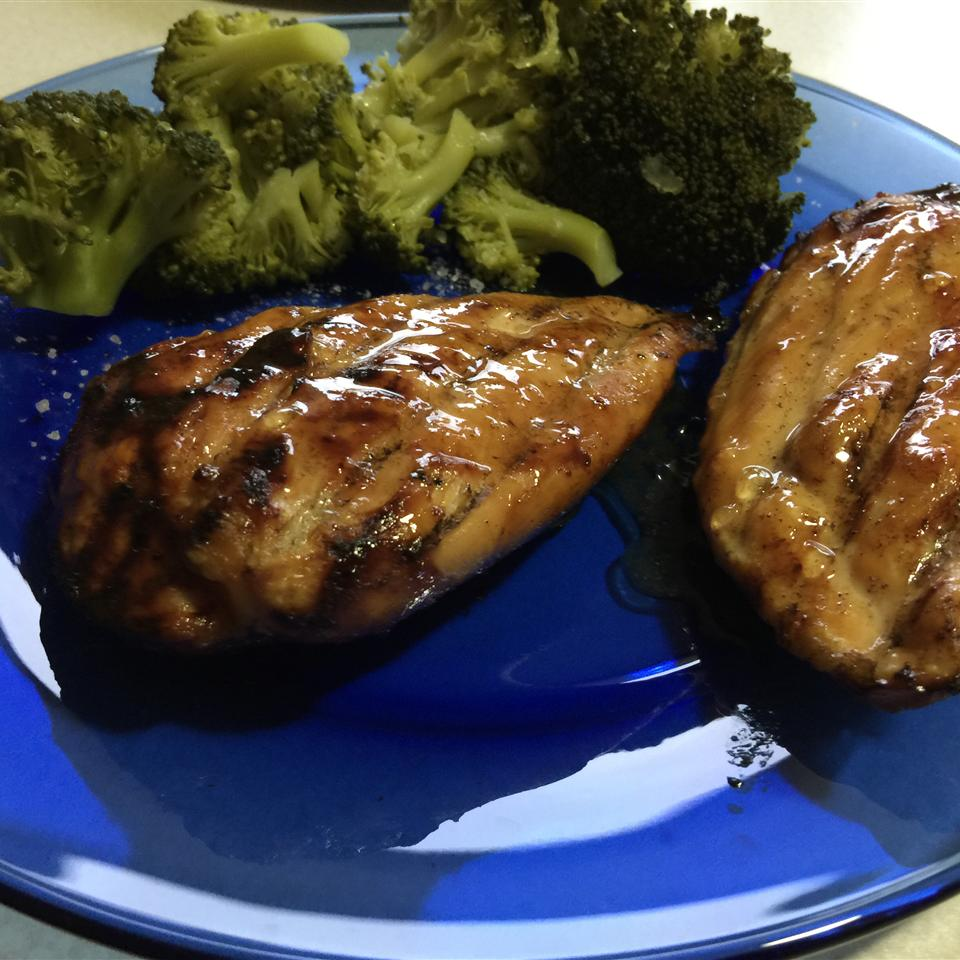 Apple Honey Glazed Chicken jmeh01
