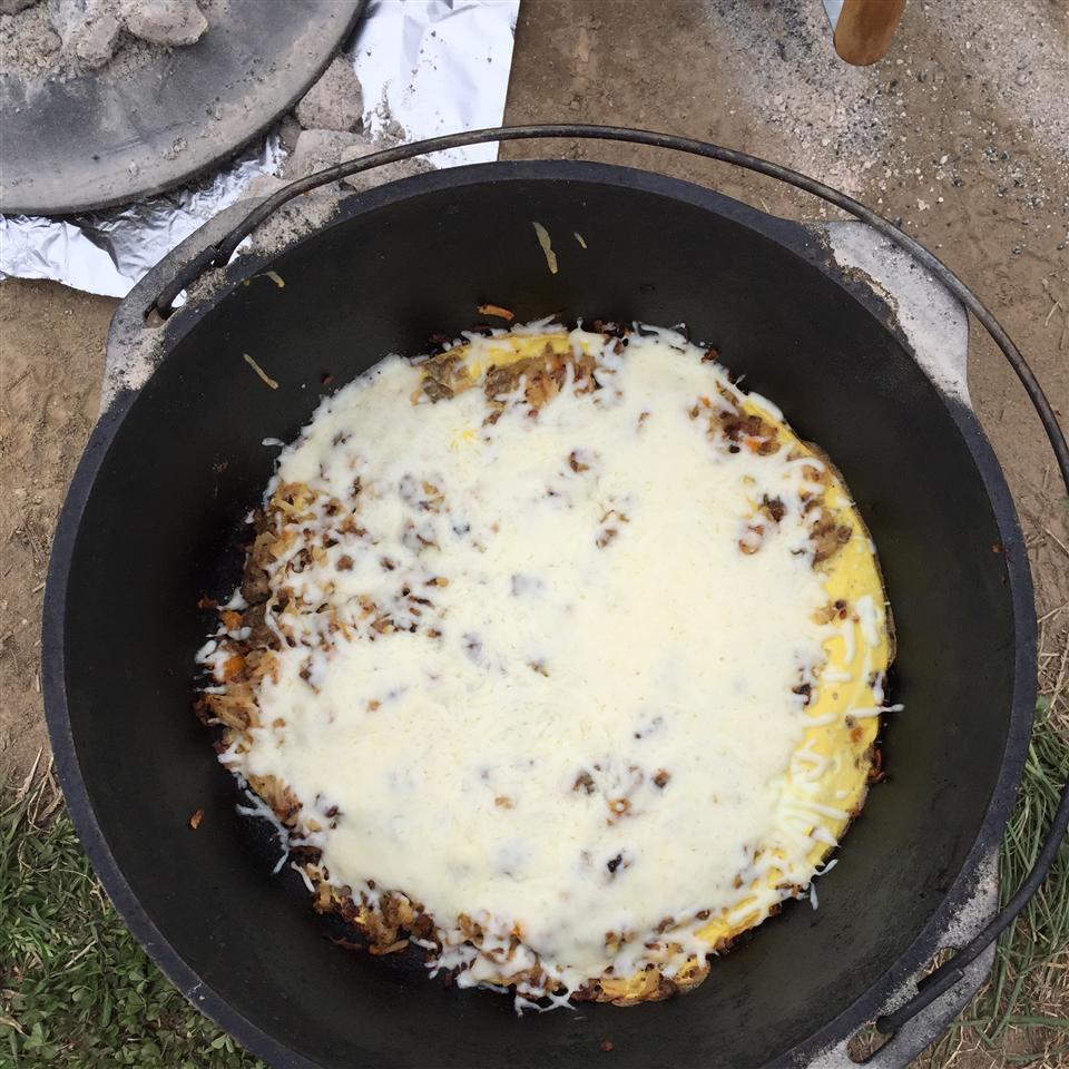 Dutch Oven Mountain Man Breakfast James Kohler