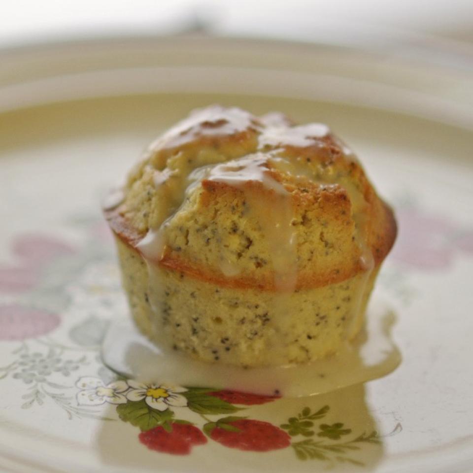 Quick Lemon Poppy Seed Muffins