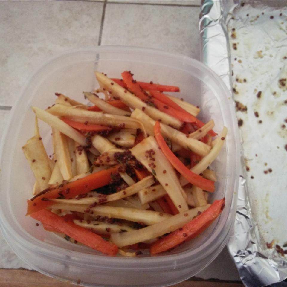 Cider-Roasted Carrots and Parsnips Reynolds Kitchens(R)