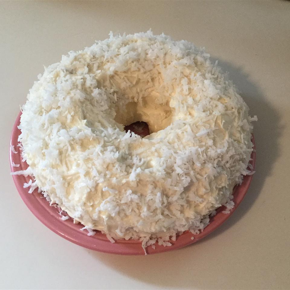 Coconut Cake IV