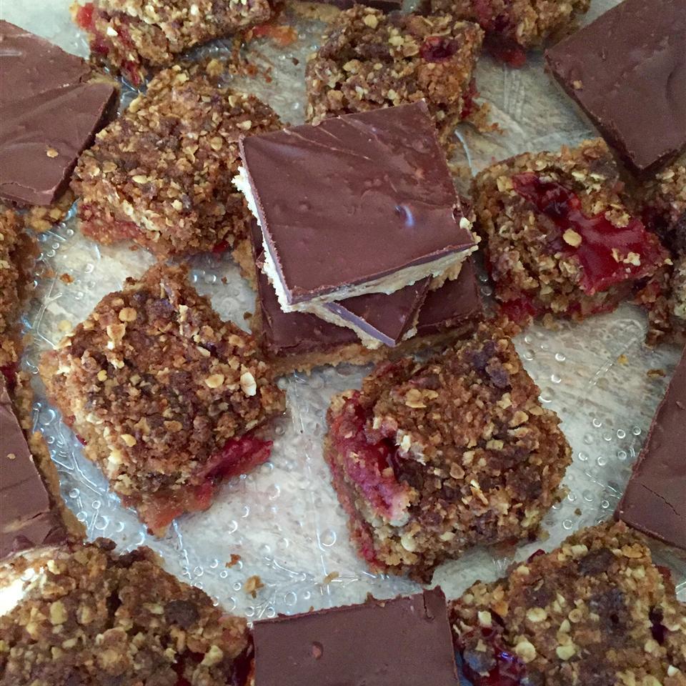Rhubarb Strawberry Crunch ONEILLG