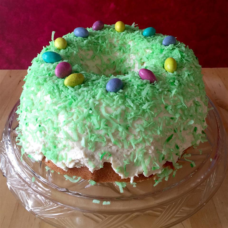Aunt Connie's Coconut Cake