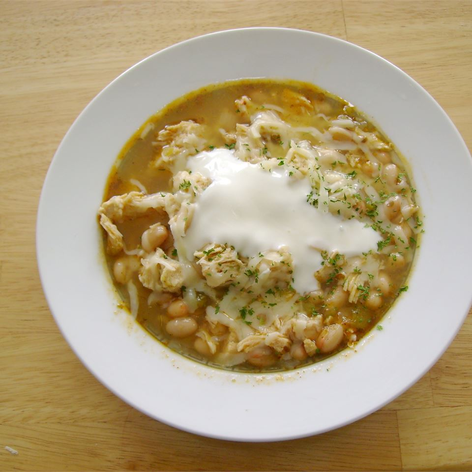 Easy White Chili