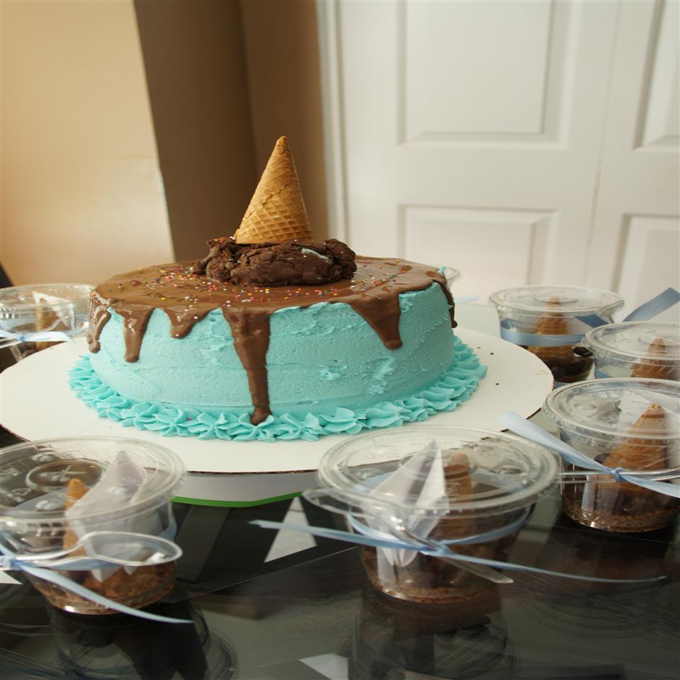 Fluffy Vanilla Cake Carla Maria