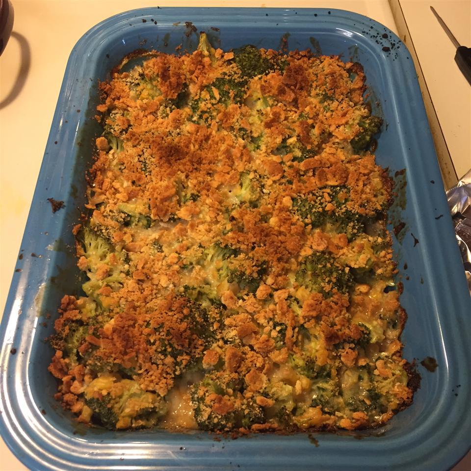 Broccoli-Corn Casserole Casey Hahn Bryant