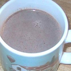 Spiced Hot Chocolate sueb