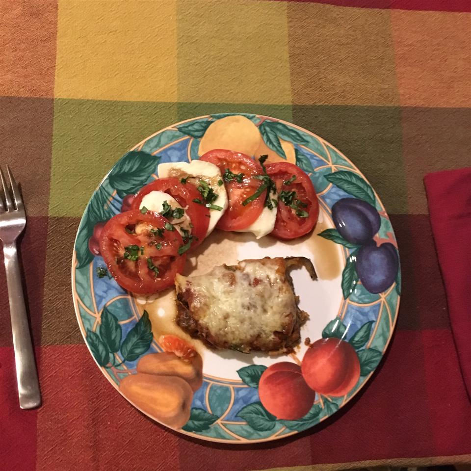 Jewish Eggplant Lasagna Andrea Aráoz