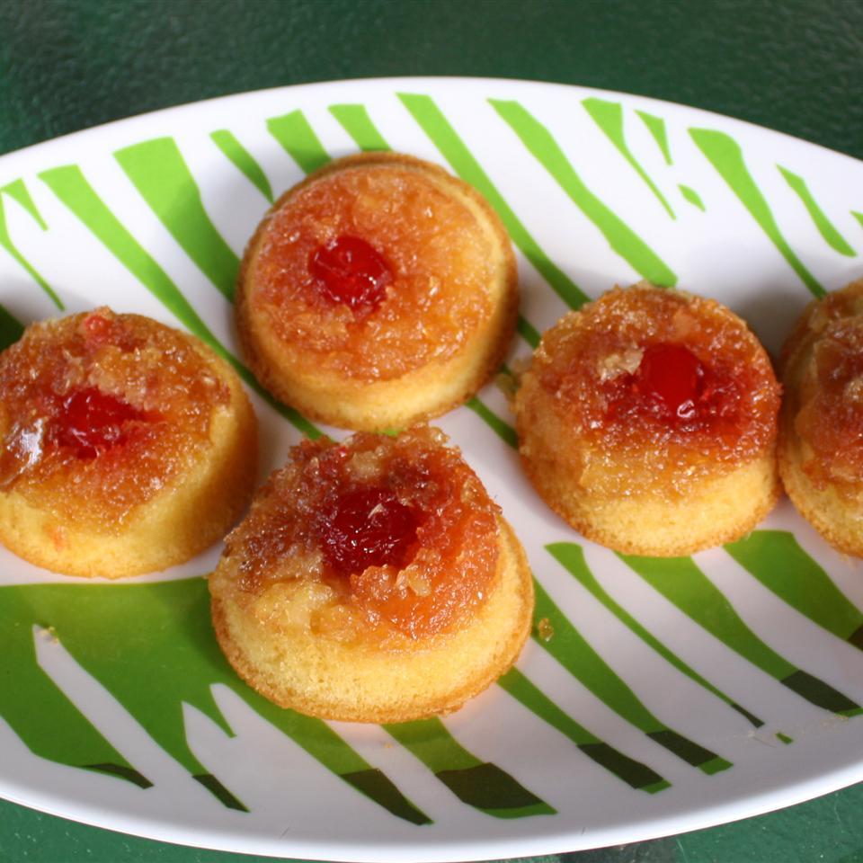 Pineapple Upside Down Cupcakes Janet Henderson