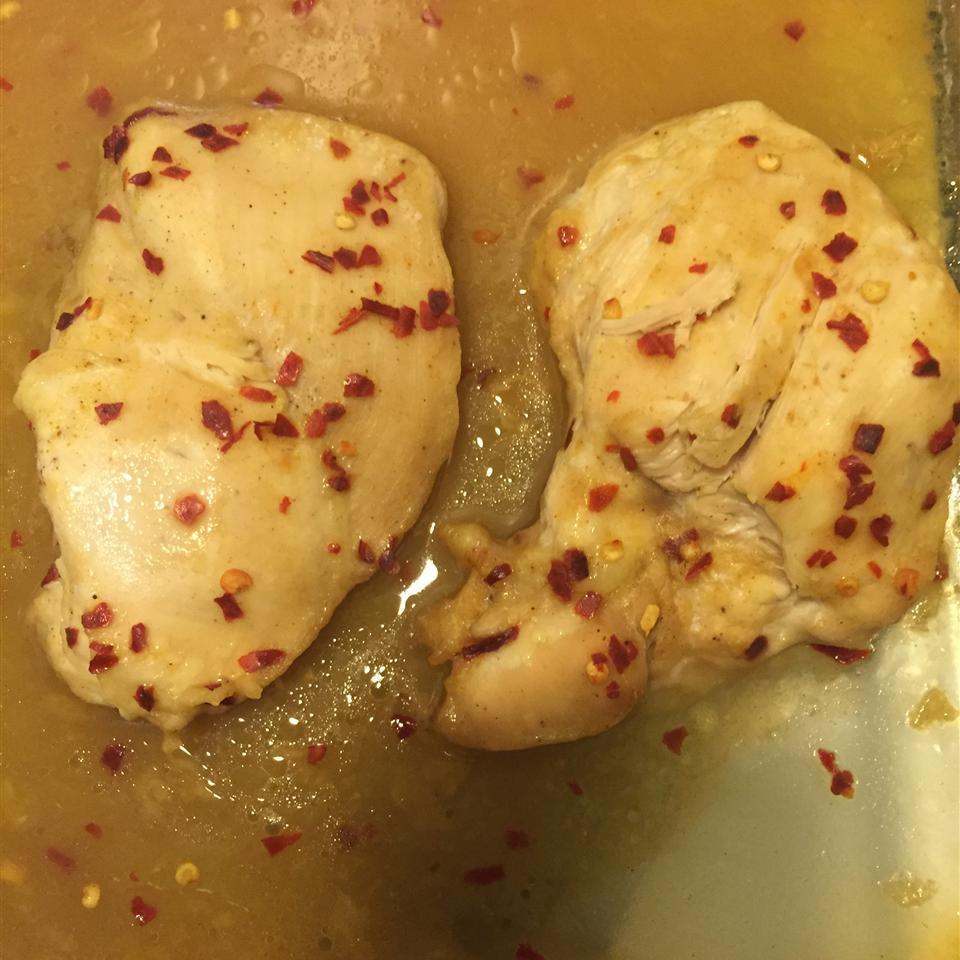 Honey-Dijon Chicken With A Kick Brittany Mosley