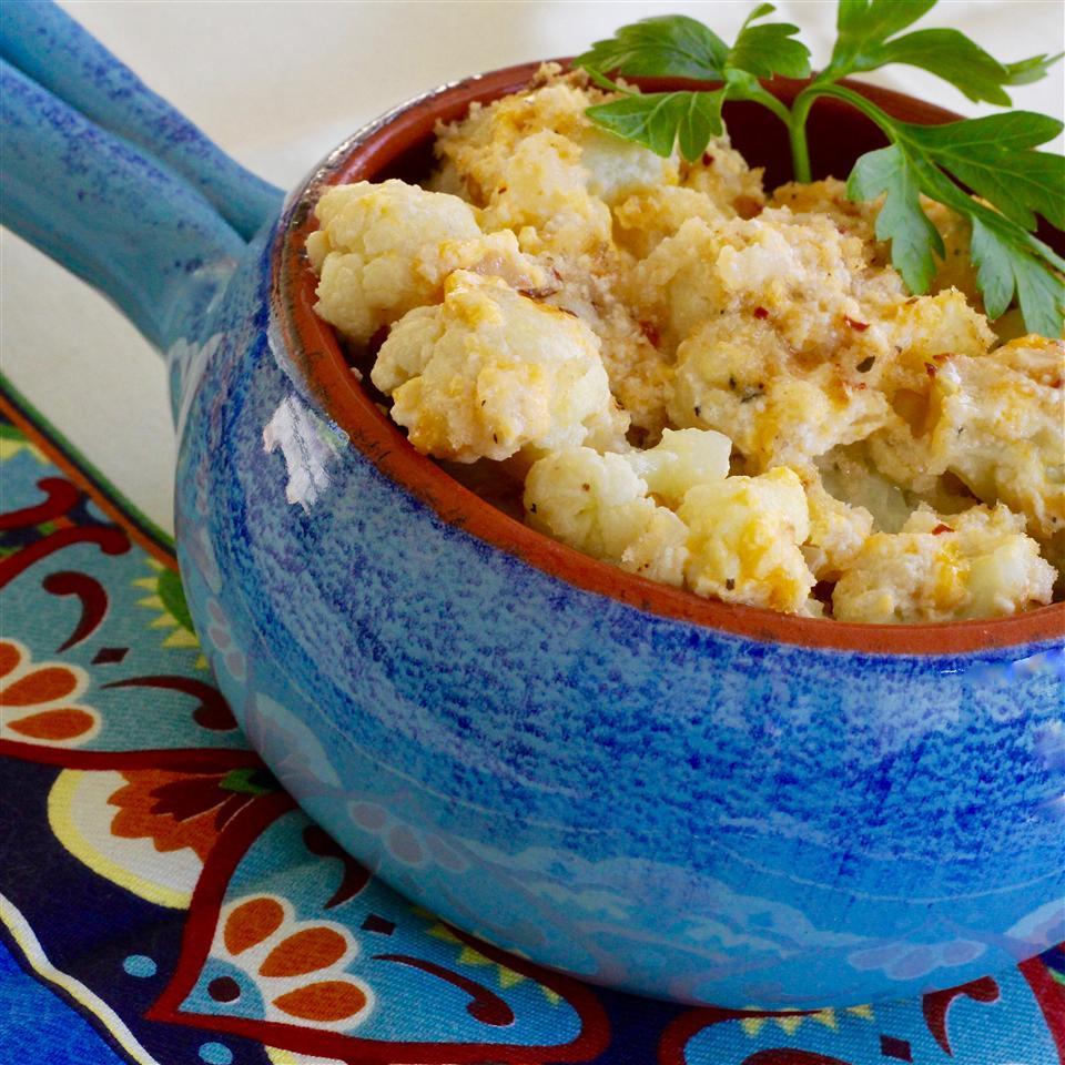 Classic Cauliflower au Gratin