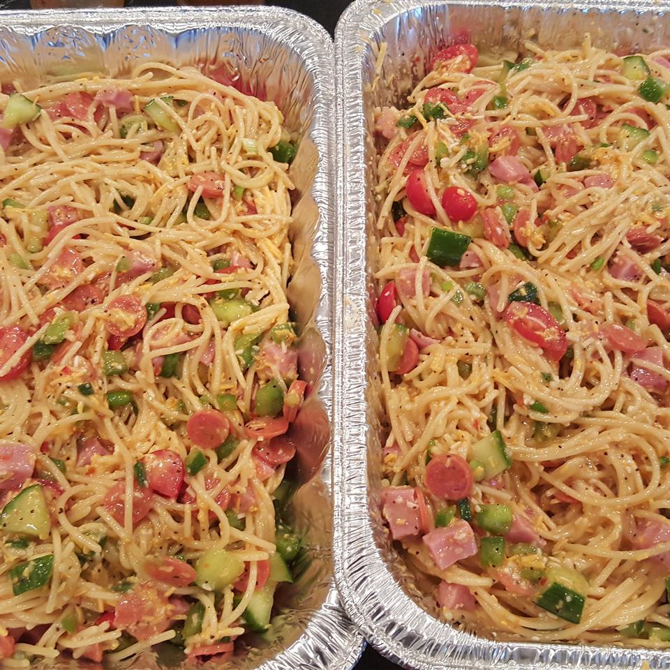 Spaghetti Salad III denaiefire