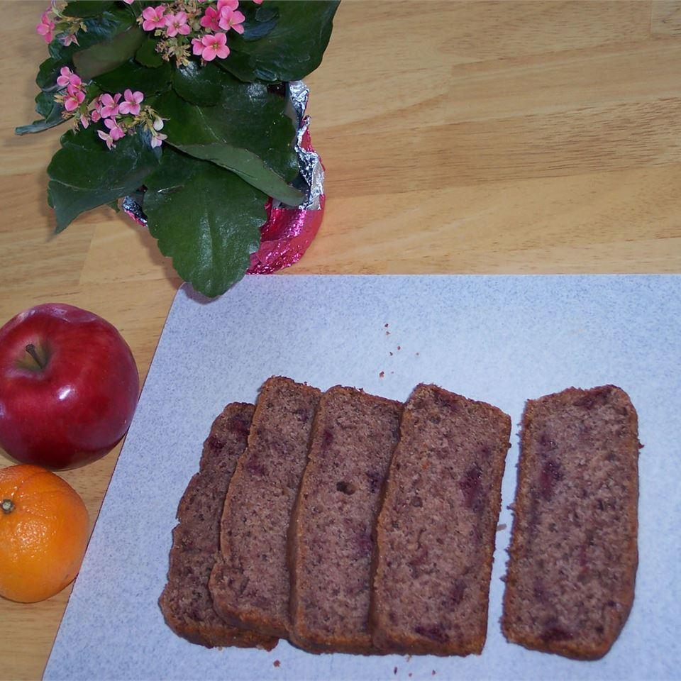 Strawberry Spice Loaf cdfacc