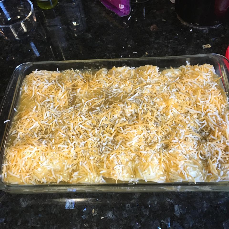 Low-Fat Sour Cream Chicken Enchiladas