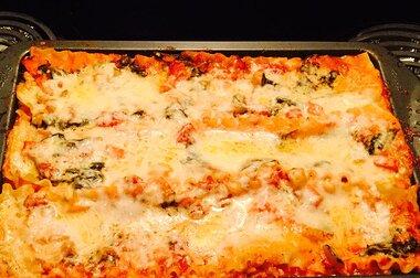 Spicy Vegetarian Lasagna Recipe Allrecipes Com Allrecipes