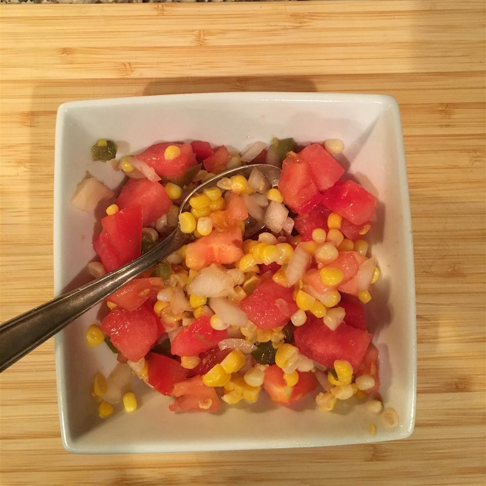 Watermelon and Corn Salsa Deb Berger