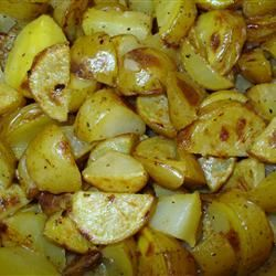 Grilled Mustard Potato Salad ladybuggs5224