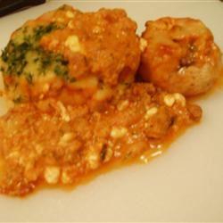 Lasagna-Stuffed Mushrooms Abbey