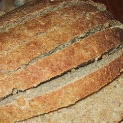 Whole Wheat Seed Bread